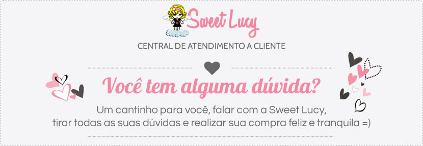 Central de Atendimento Sweet Lucy